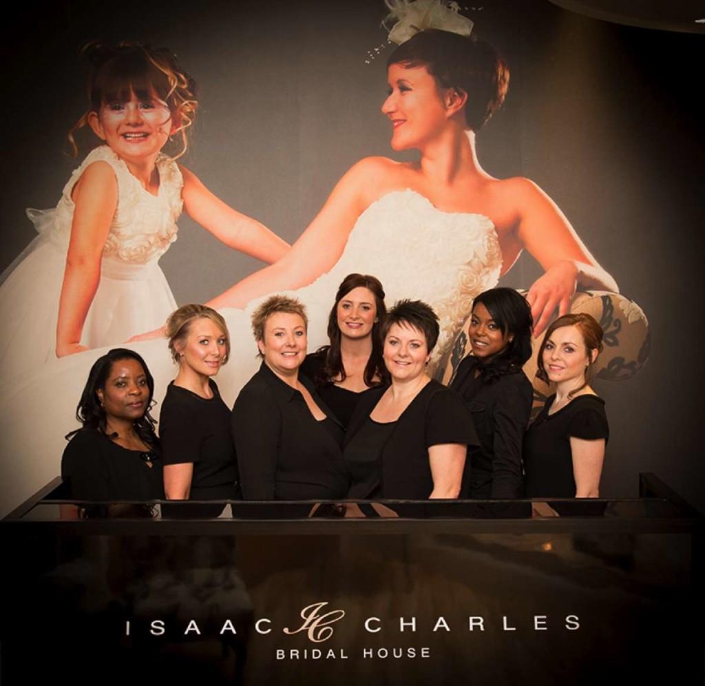 The fab team at Isaac Charles