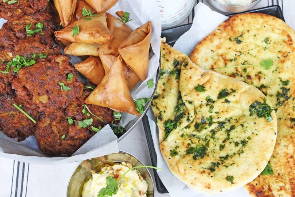 KempandKempcatering.co.uk Evening Food - Indian selection