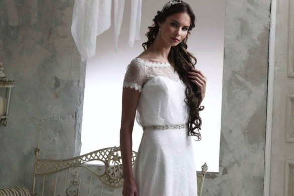 Bridal gowns from D'zage