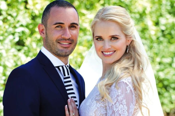 Beautiful wedding in South Africa