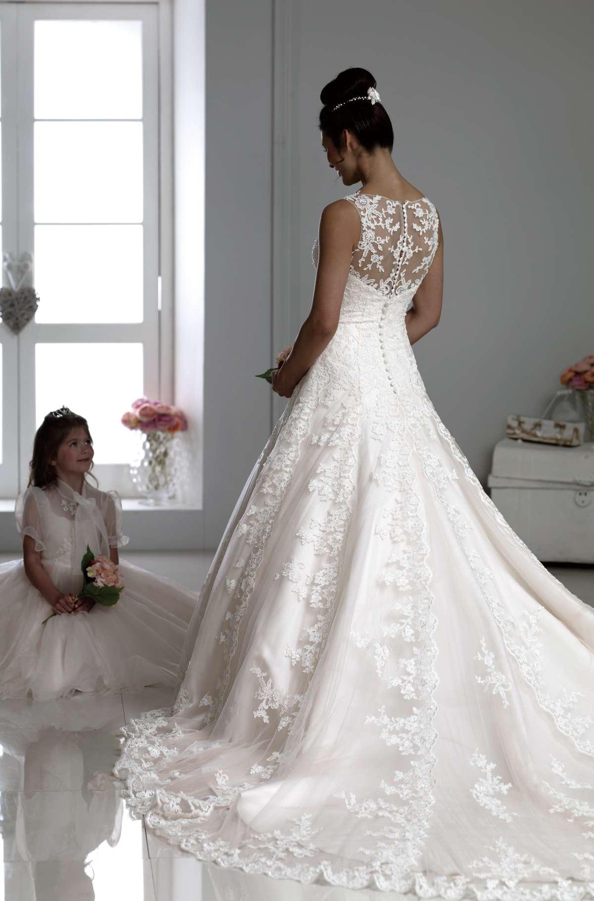 Magnificent Phoenix Wedding Dress Adornment - Wedding Dresses ...