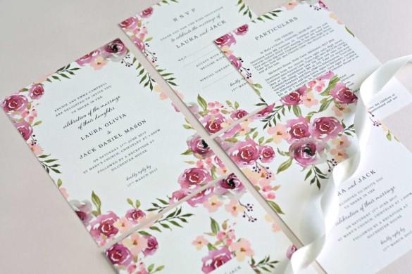 Choosing your wedding stationery
