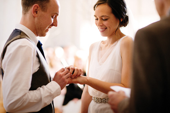 Choosing the perfect wedding rings