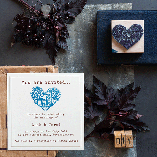 easy_diy_wedding_invitation
