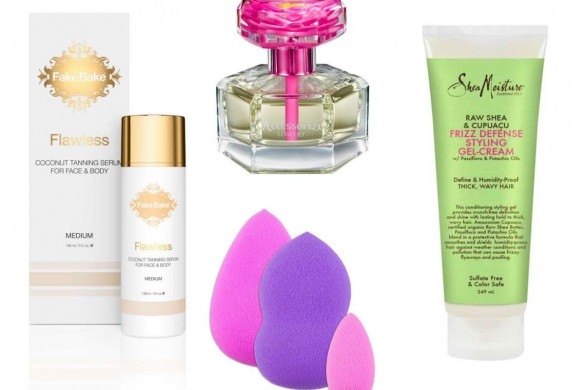 Bridal beauty essentials