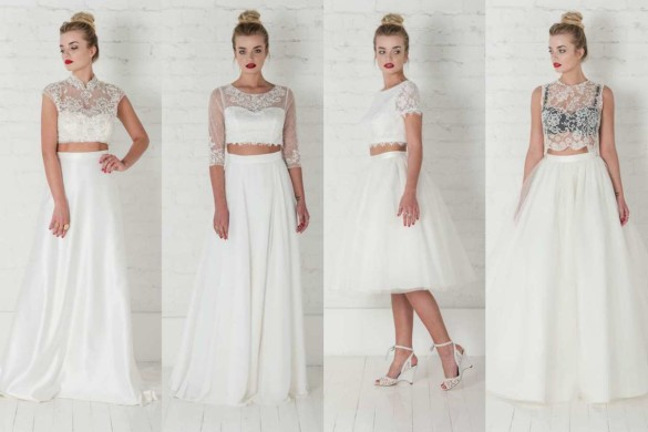 Bridal separates from Charlotte Balbier