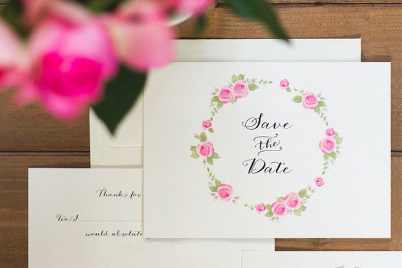 10% off at With Love Wedding Stationery