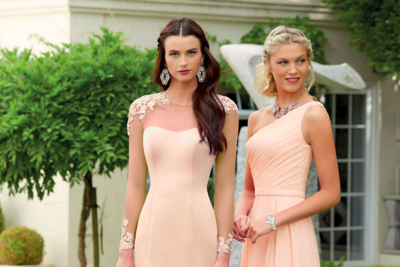 Bridesmaid dresses they'll want to wear again