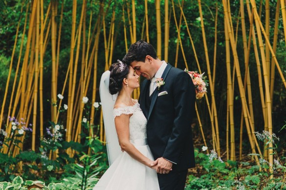 A wow-factor wedding