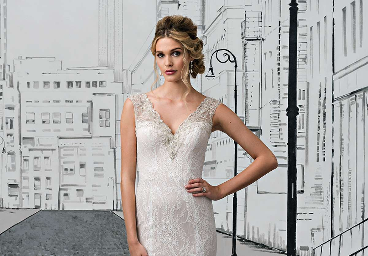 Win A Justin Alexander Gown