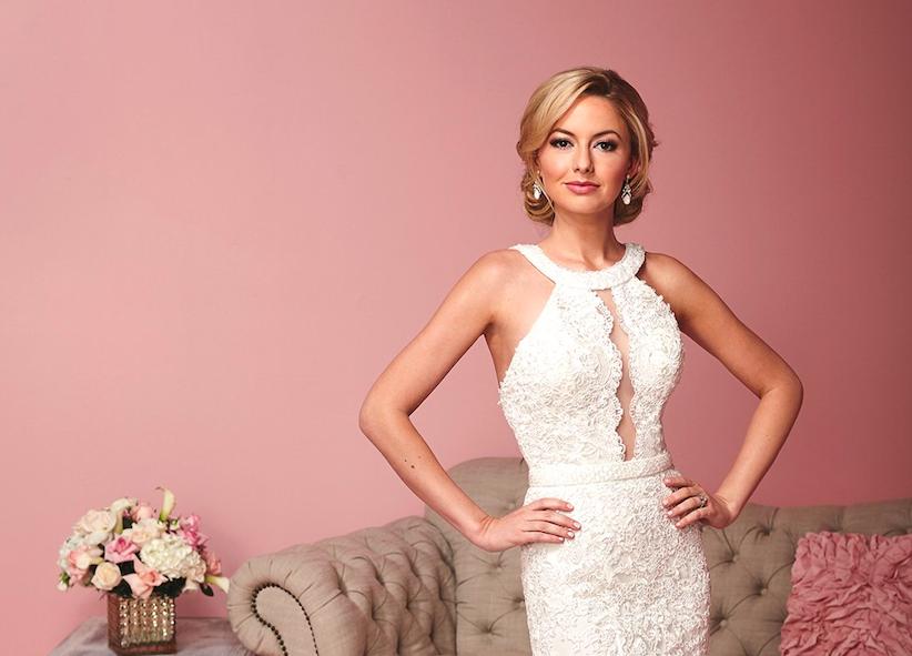 Eternity Bridal gown