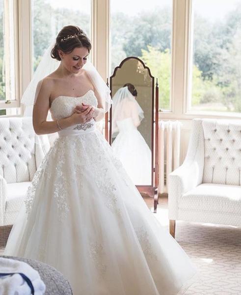 Eternity real bride