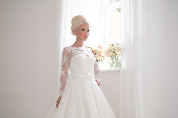Online bridal shopping