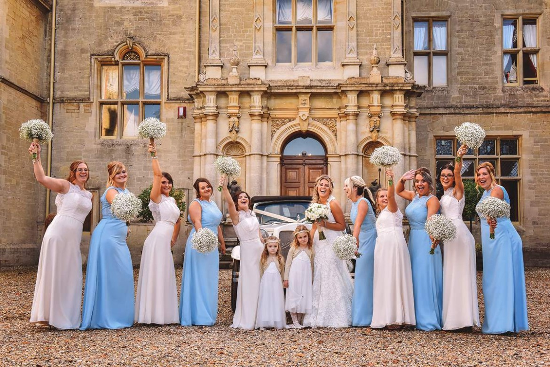 Bridesmaid duties guide