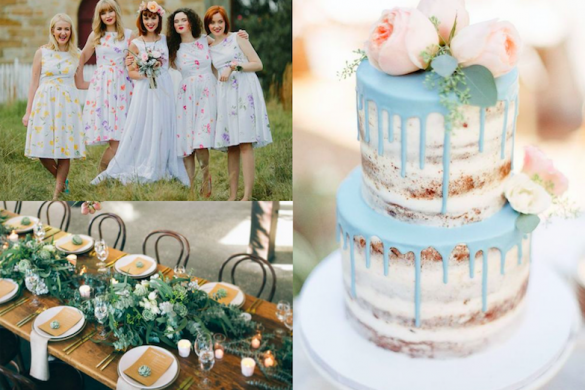 Pinterest wedding trends