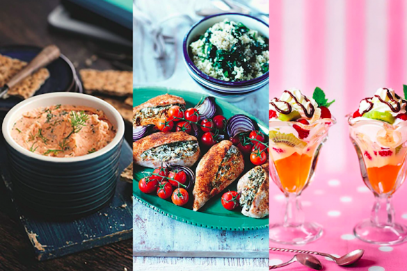 Entertaining guests for the evening but don't want to spoil your weight loss? Try this Slimming World dinner party menu...