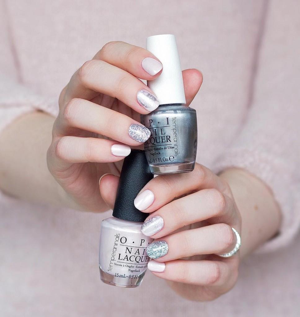7 Pretty Wedding Manicure Ideas From Instagram