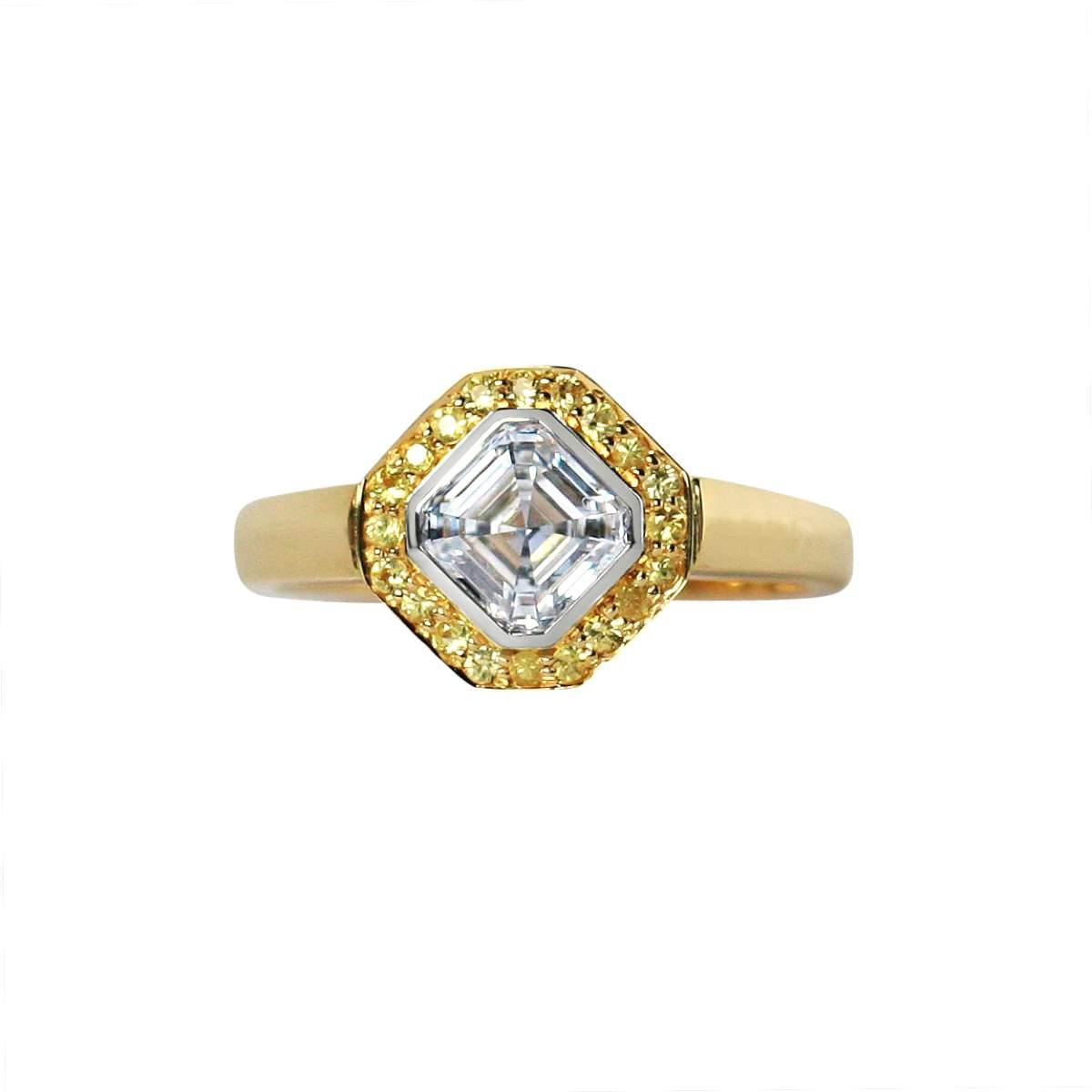 Gee Woods bespoke ring