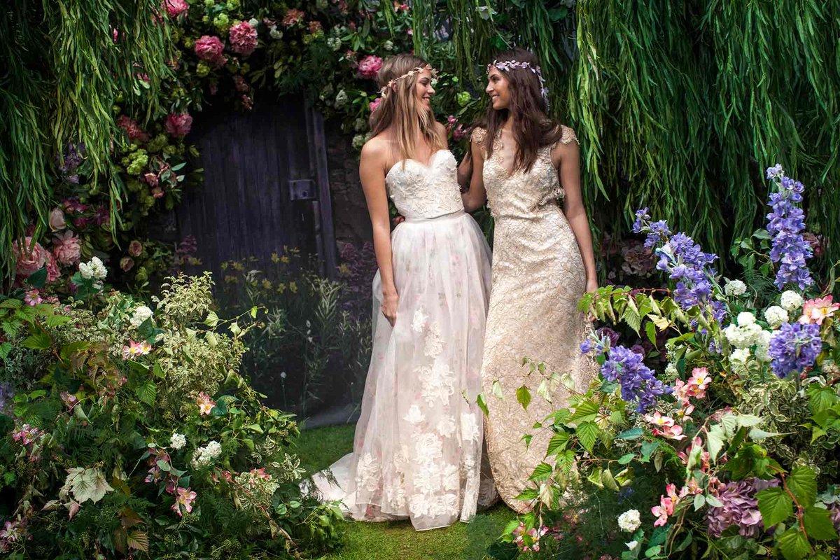 Brides The Show Catwalk