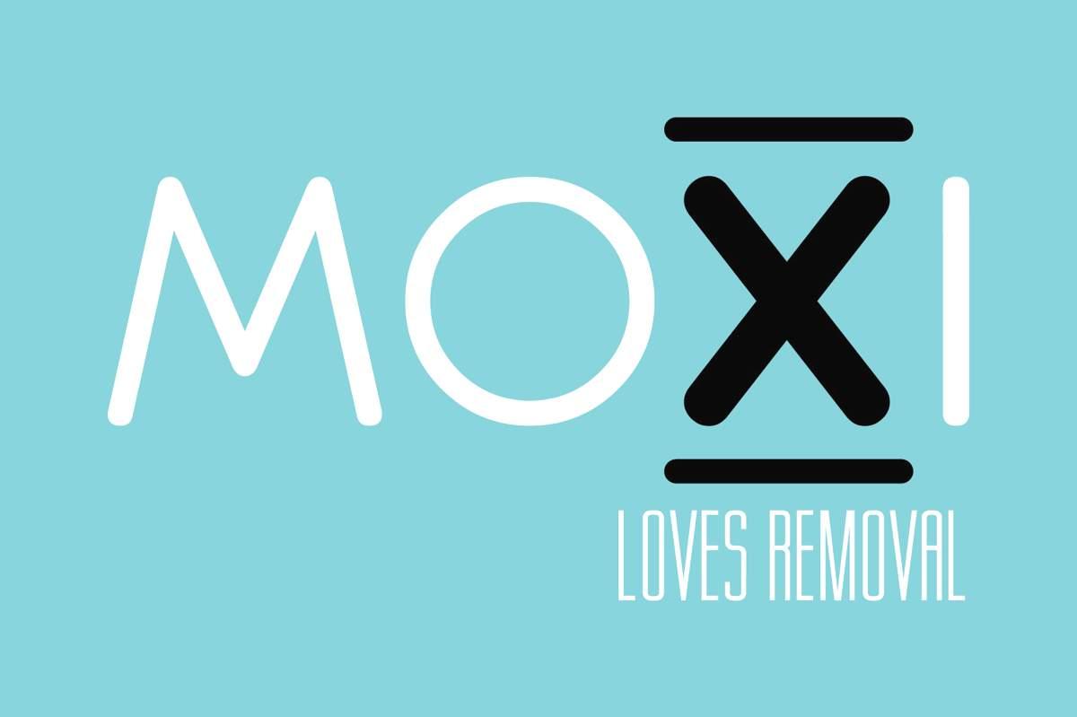 Moxi Logo Blue picture