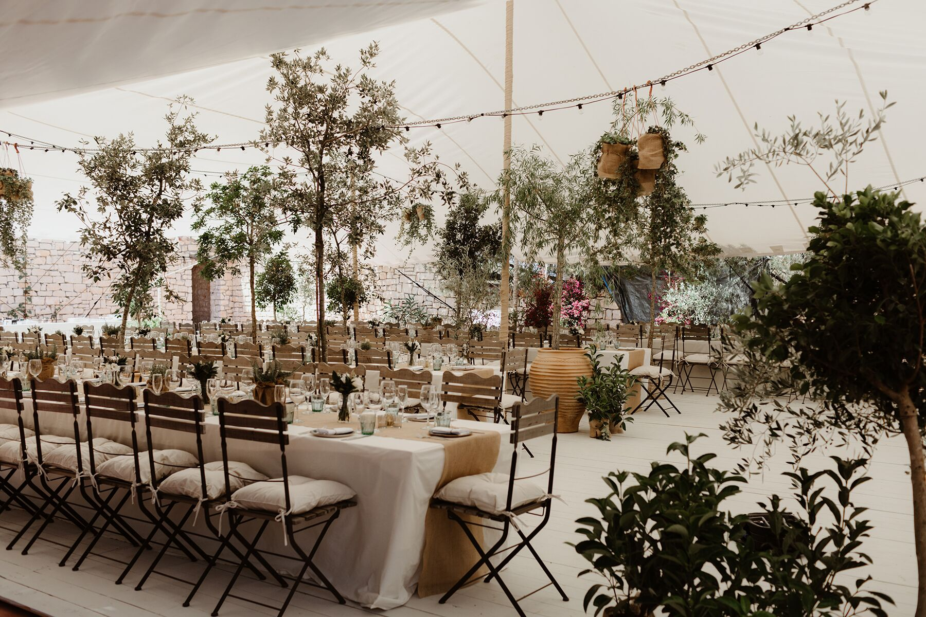 WEDDINGS - Plants And Table Decoration_preview