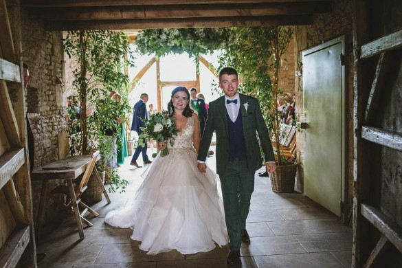 rustic-inspired wedding