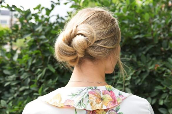 bridal hair tutorial