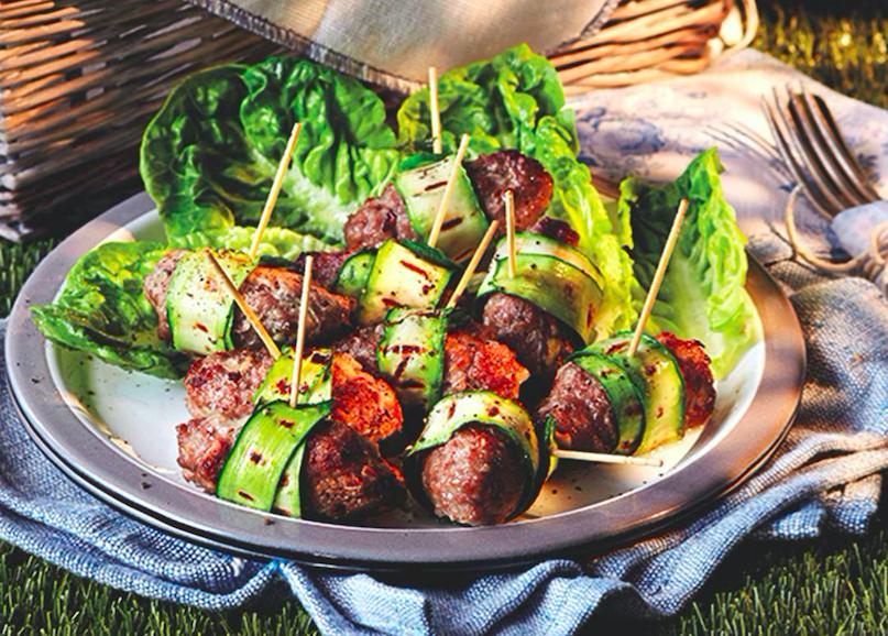 summer recipes from slimming world