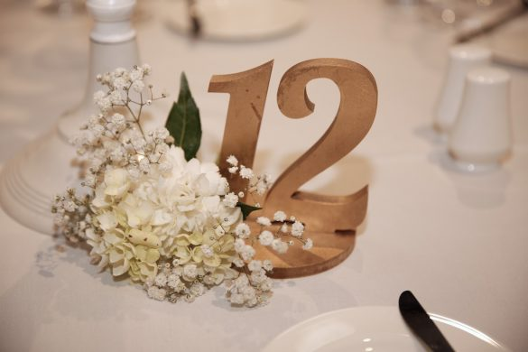 An intimate and timeless wedding
