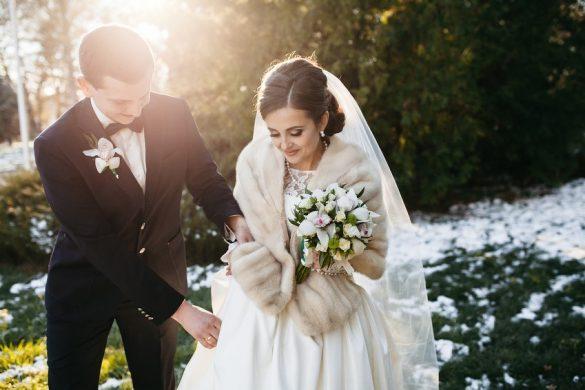 skin tips - winter brides