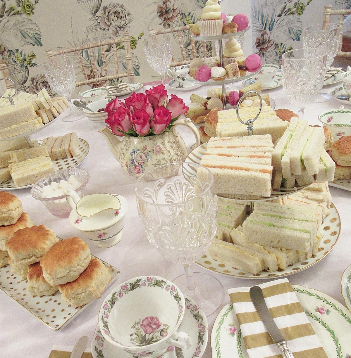 tea party UK