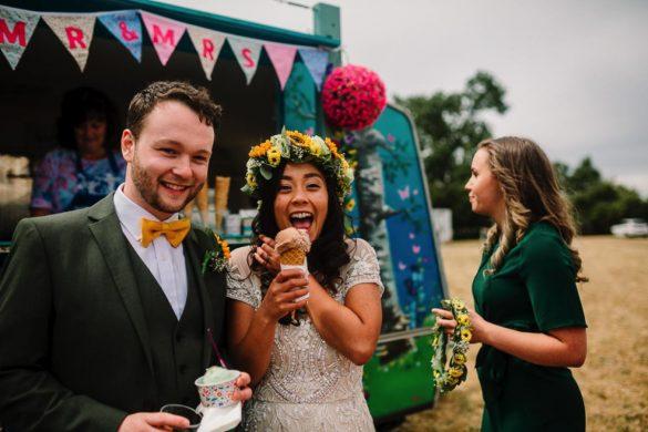 unconventional wedding festival