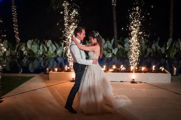 A beautiful Bali wedding