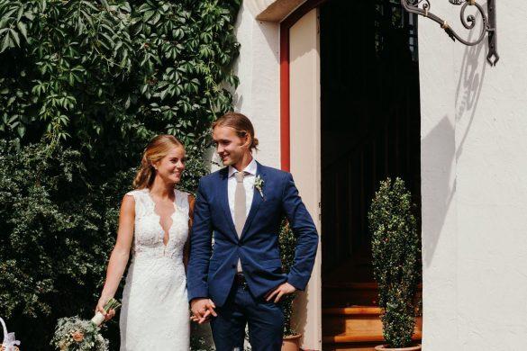 A German castle wedding