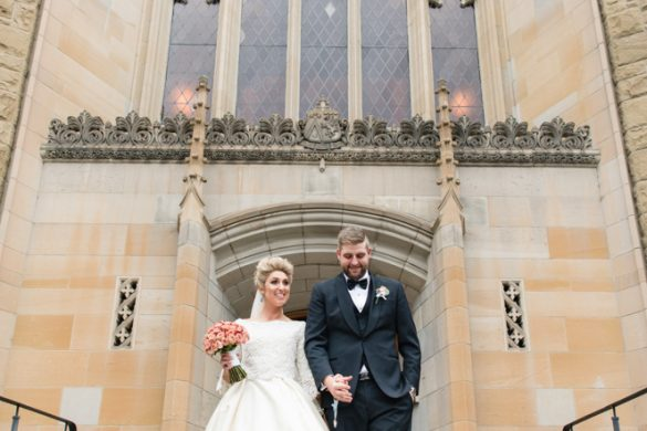 A timeless and classic wedding