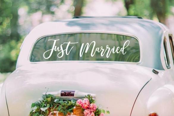 post-wedding checklist