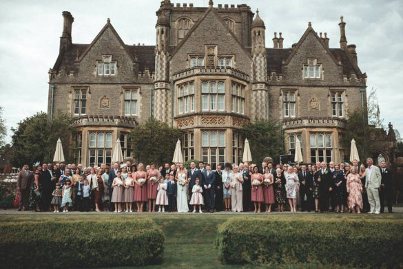 A gorgeous Gloucestershire wedding