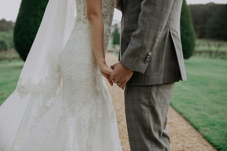wedding morning