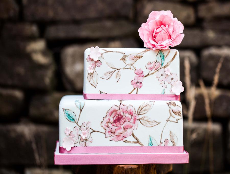 wedding cake budget
