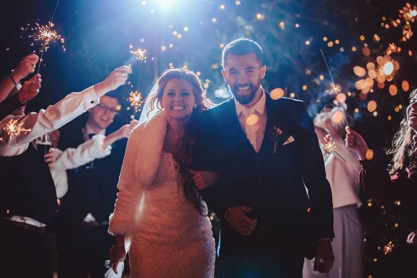 A dreamy December wedding
